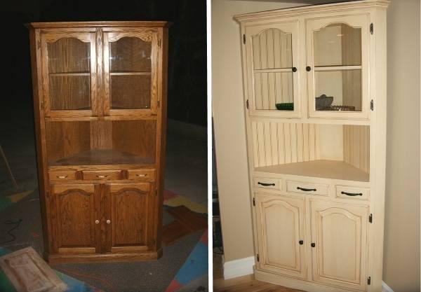 Реставрация старый шкаф своими руками фото 600
