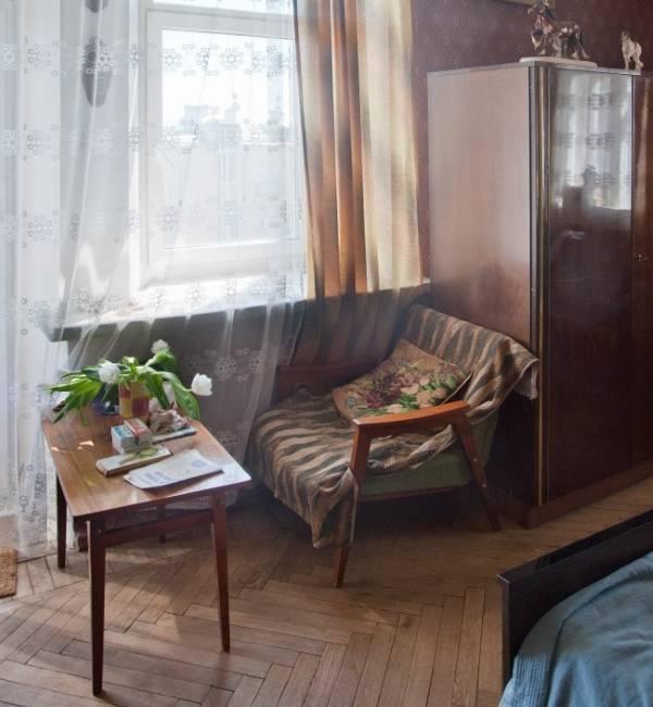 Мебель из Советского Союза в интерьере
