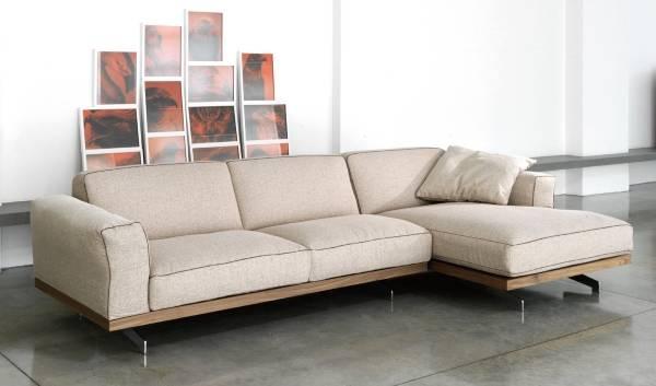 Маленький угловой диван - фото стильного дивана