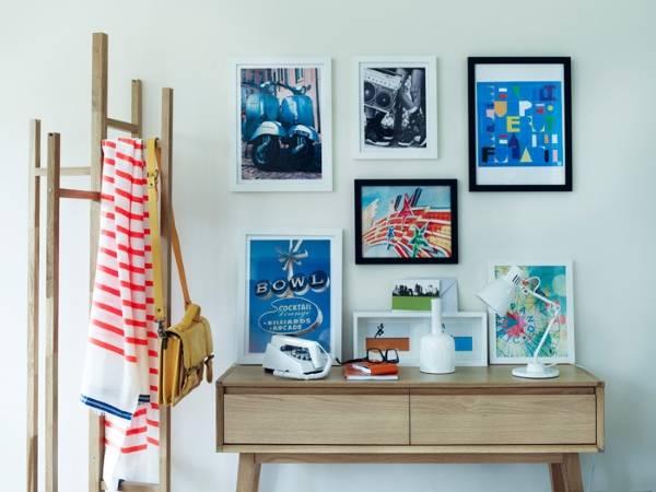 Дизайн прихожей в квартире в стиле лофт