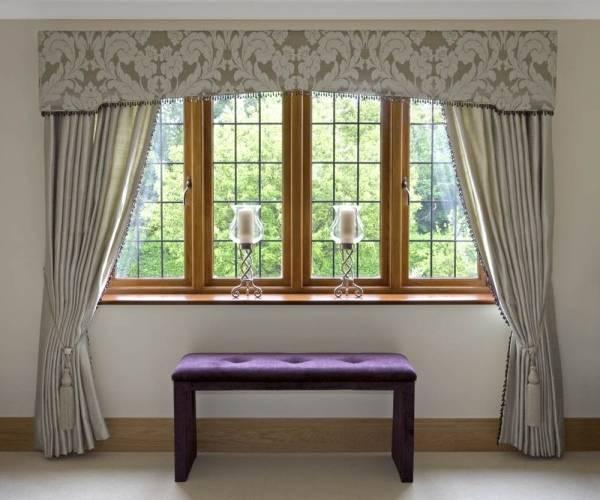 Хорошие деревянные окна из дуба