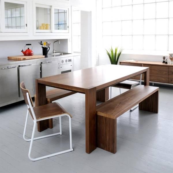 Прямоугольный стол обеденный размеры