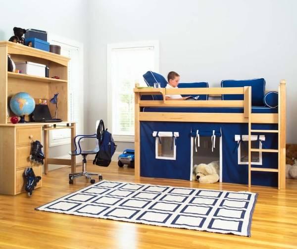 Удобные и красивые кровати для детей