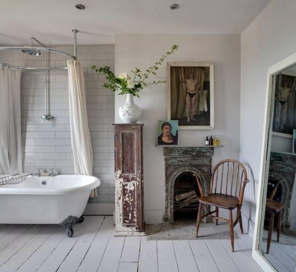 прованс в ванной