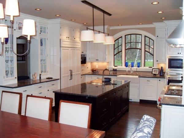 Дизайн окна на кухне - фото красивых окон
