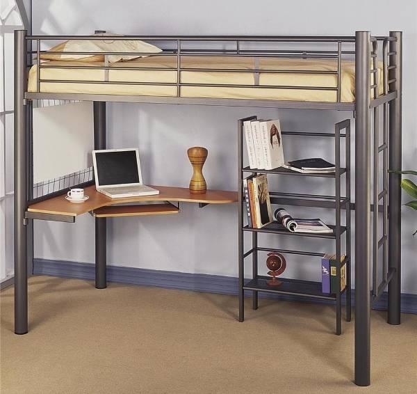 Кровать чердак для подростков и взрослых
