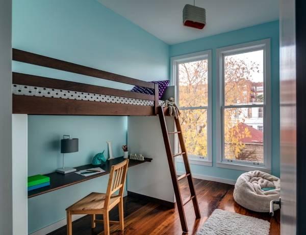 Подростковая самодельная кровать чердак фото