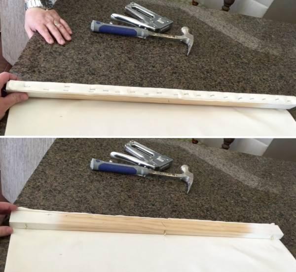 Как делать римские шторы своими руками