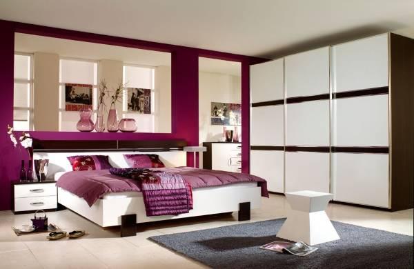 Красивые шкафы купе в спальню фото
