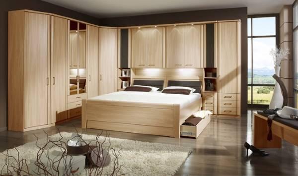 Угловые шкафы в спальню - лучшие фото