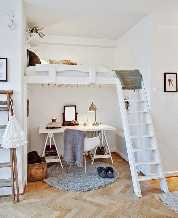 Красивые кровати чердаки для взрослых