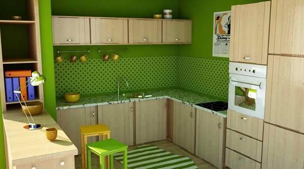zelenye-steny-v-dizayne-kuhne
