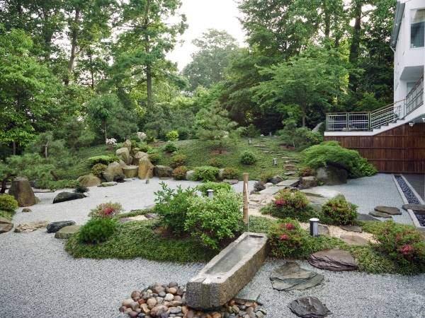 Японский дизайн сада - фото Дзен возле вашего дома