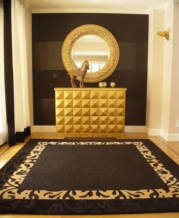 Мебель и декор желтого цвета