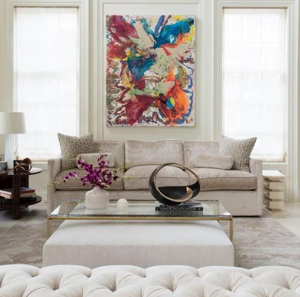Современные диваны с бархатной обивкой фото