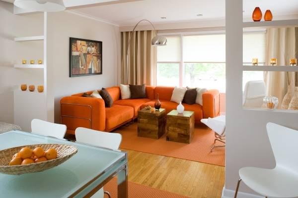 Современный модульный диван с бархатной обивкой