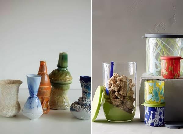 Весенний декор интерьера своими руками - вазы