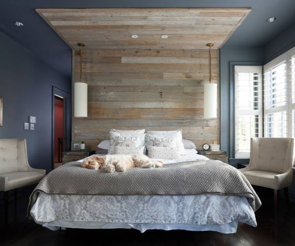 Интересный дизайн частного дома - фото комнат