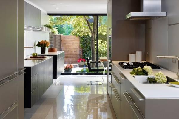 Выбираем полы на кухню - какие лучше? С фото