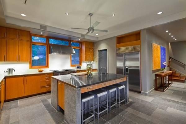 Из чего сделать пол на кухне - плитка или другое покрытие?