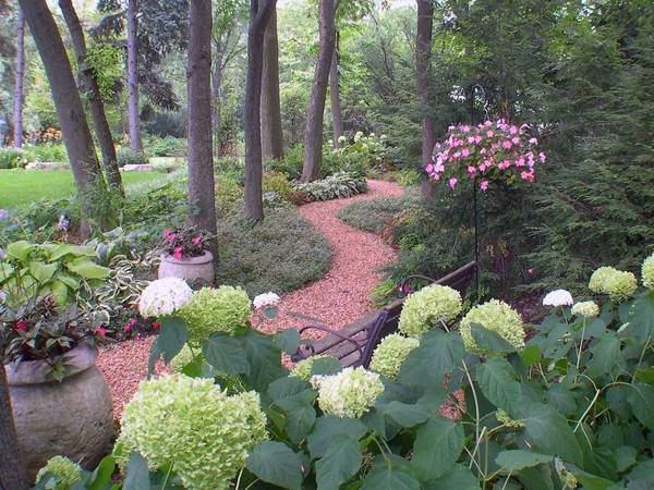Лучшие идеи садовых дорожек с фото