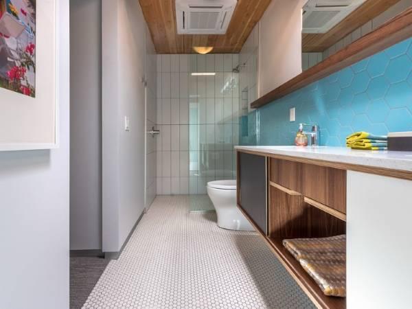 Современные идеи для дизайна ванной комнаты 2016