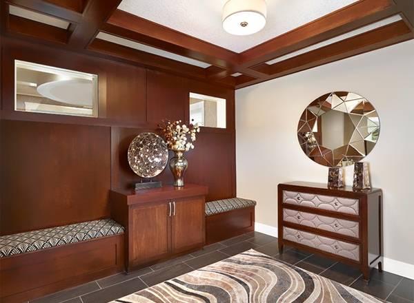 Лучшие идеи для дизайна большой прихожей в частном доме