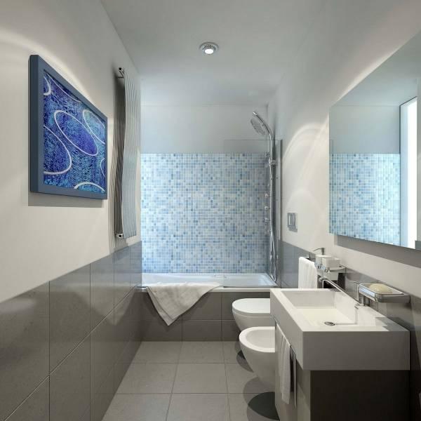 Фен шуй в современной ванной комнате фото