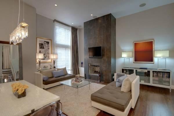 Как поставить мебель в гостиной по фен шуй - советы с фото
