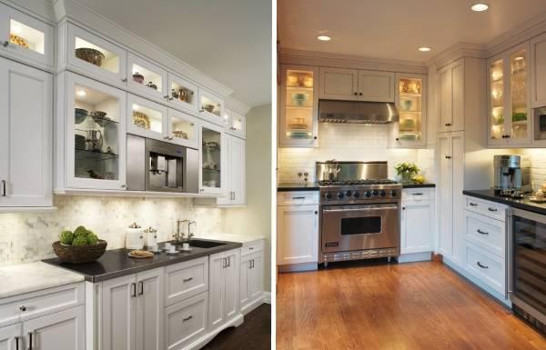 Лучшие идеи и варианты освещения на кухне с фото