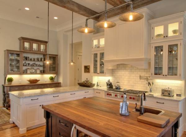 Как правильно сделать освещение на кухне - лучшие идеи