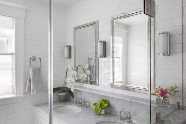 Дизайн интерьера ванной по фен шую - фото