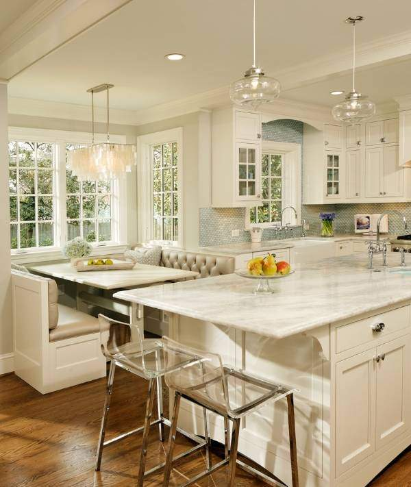 Какое освещение на кухне лучше - смотрим все варианты и фото