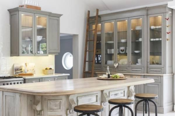 Luxury дизайн кухни по фен шую