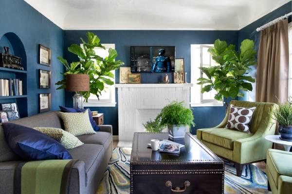 Советы по фен шуй с фото гостиной и других комнат