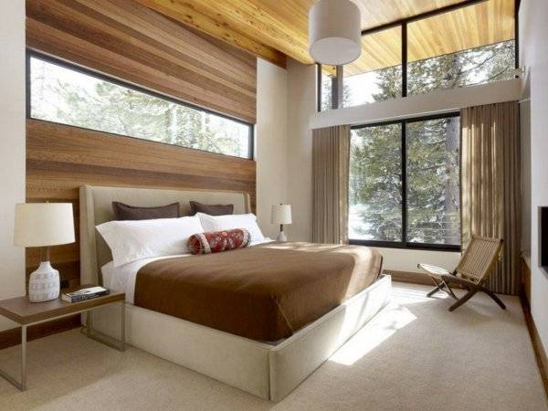 Фен шуй спальни в современном частном доме