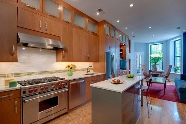 Дизайн кухни частного дома по фен шуй