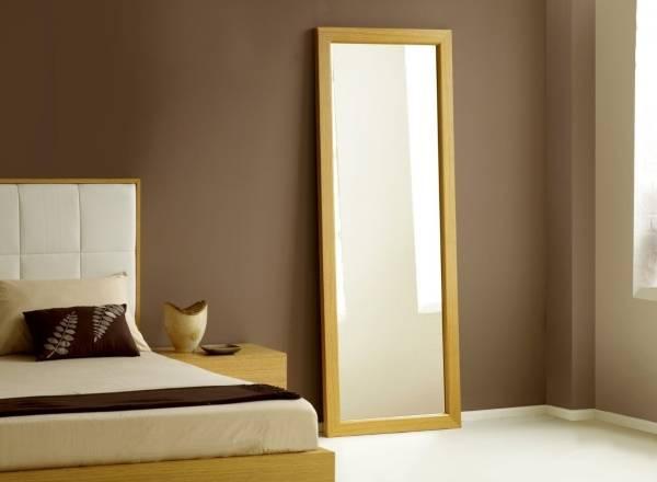 Правила фен шуй 2016 - зеркало в интерьере спальни