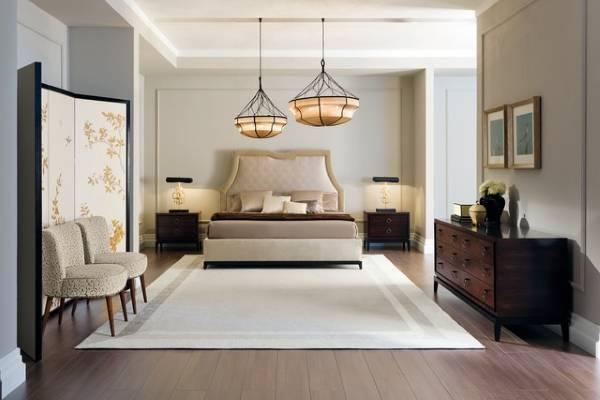 Современный дизайн спальни на фото интерьера 2016 года