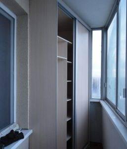 Удобный и красивый шкаф на балкон - 40 фото разных моделей.