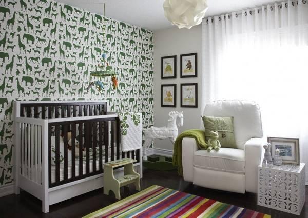 Красивые предметы интерьера для деткой комнаты ребенка