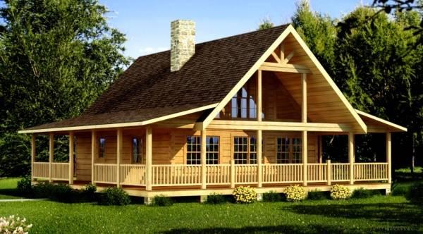 Какой деревянный дом лучше: сайдинг или брус?