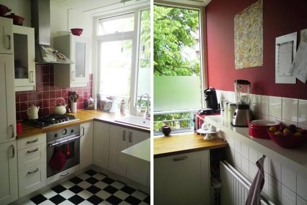 Дизайн малогабаритной кухни в хрущевке - 7 кв метров
