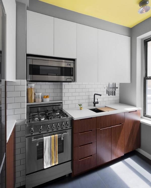 Лучшие идеи дизайна маленькой кухни в квартире хрущевке