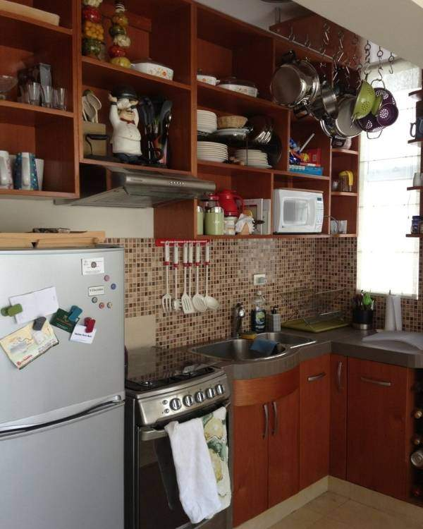 Маленькие современные кухни 5 кв м на фото
