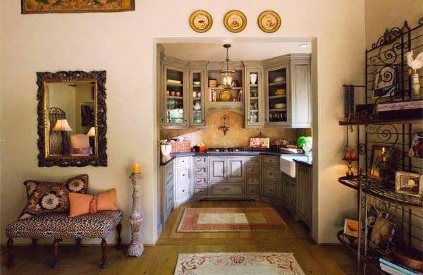 Подборка фото - маленькие кухни в дизайне интерьера