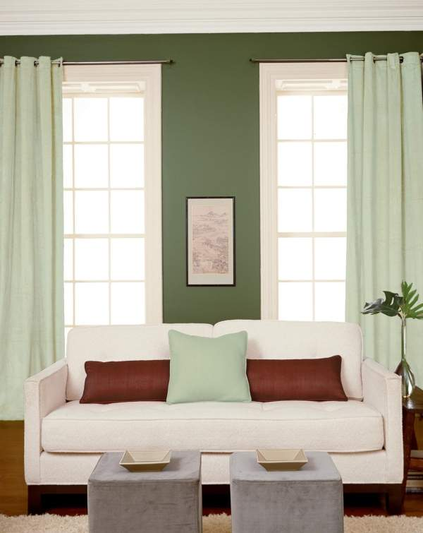 Латексные и другие интерьерные краски для стен и потолков