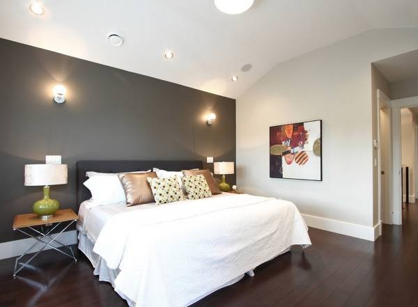 Какую краску выбрать для стен в квартире - фото латексной краски в интереьре