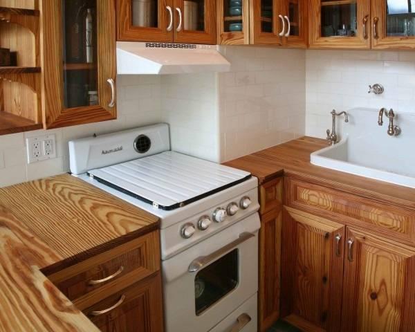 Красивые и уютные маленькие кухни - фото интерьеров
