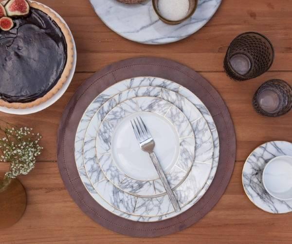 Современные предметы декора для украшения стола
